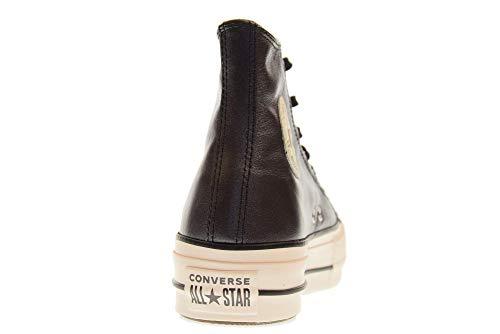 White Converse black Femme snow 001 Basses Ctas Sneakers Lift Hi Multicolore Chuck Taylor black TnrCTwqPxZ
