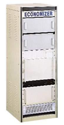 ER-16622-RB - Rack Cabinet, EIA Universal Spacing, Vented, 19 Inch Equipment, Economizer, 24U, 47.31 , 22 (ER-16622-RB)