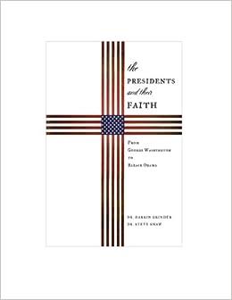 Book Presidents And Their Faith