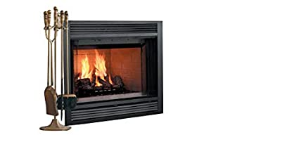 Amazon Com Majestic Sa42c 42 Wide Heat Circulating Built In Wood
