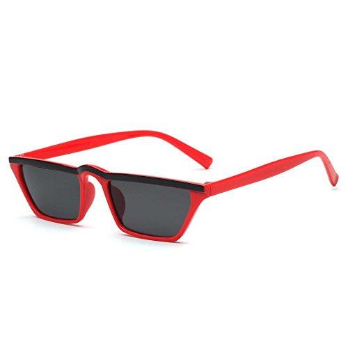 Unidos cejas de gafas Estados de y de ojo las sol D de Retro Europa gato marco hombres gafas de Aoligei gafas sol los de pequeño t0AOqO