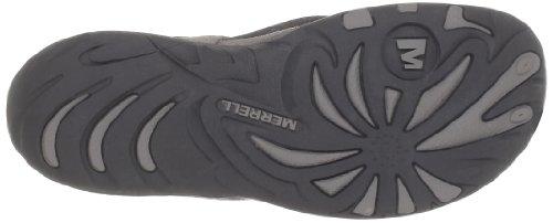 Merrell MIMOSA CLOVE J57510 - Chanclas de cuero para mujer Gris (Grau (DRIZZLE))