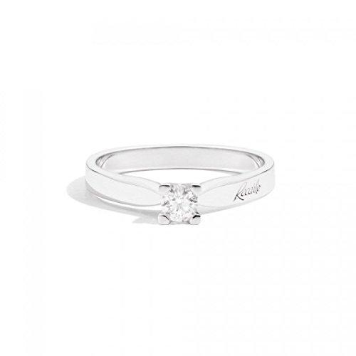 solitario recarlo Maria Teresa r30so265or blanc diamant