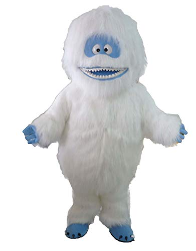 ARISMASCOTS Adult Yeti Mascot Costume for Party Movie Cartoon Mascot Costumes Character Design