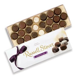Russell Stover Truffle Assortment, 12 oz. Box (Truffle Boxed)