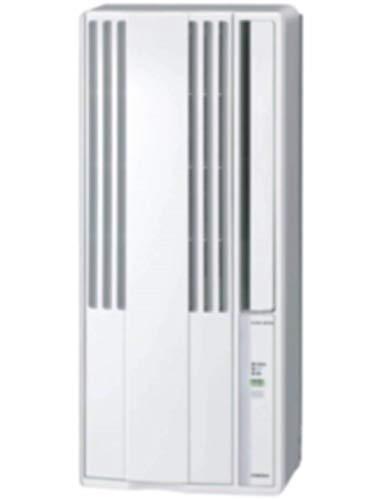 코로나 창문 에어컨 100V 공사 불필요 바로 사용할 수있는 창문 용 에어컨 CW-1619 (WS)