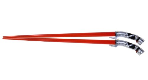 Star Wars Lightsaber Count Dooku Chopsticks (Count Dooku Electronic Lightsaber)