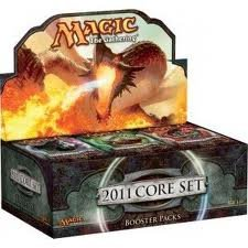 Magic The Gathering M11 Core Set 2011 SEALED Booster Box by Magic: the Gathering