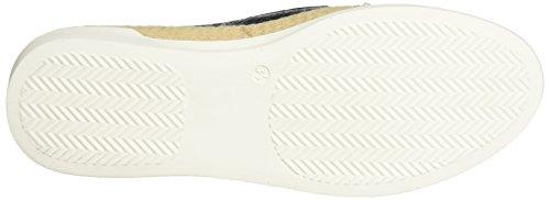 Capriccio 24201 Damen Pantofola Blau (oceano Nappa)