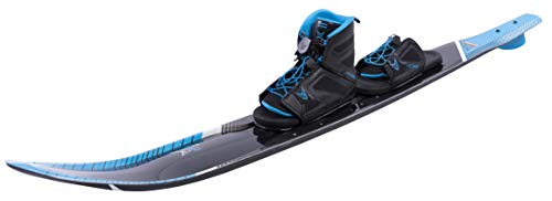 HO Sports 2019 Omni Water Skis 67 Inches with FreeMax Boot Art 7-11 (Best Ski Boots For Wide Feet 2019)