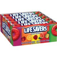 LifeSavers 5 Flavor Hard Candy, 1.14-Ounce Rolls (Pack of 60) have a problem Contact 24 hour service Thank - Rolls 1.14 Ounce