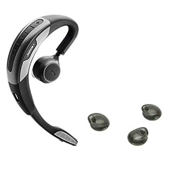Jabra MOTION UC - Auriculares (Inalámbrico, gancho de oreja, Monoaural, Intraaural, 17,5 g, Negro, Plata): Jabra: Amazon.es: Informática