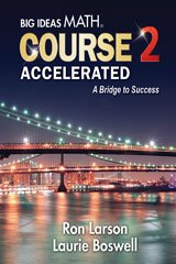 - Big Ideas Math A Bridge To Success: Student Edition Course 2 Accelerated 2014