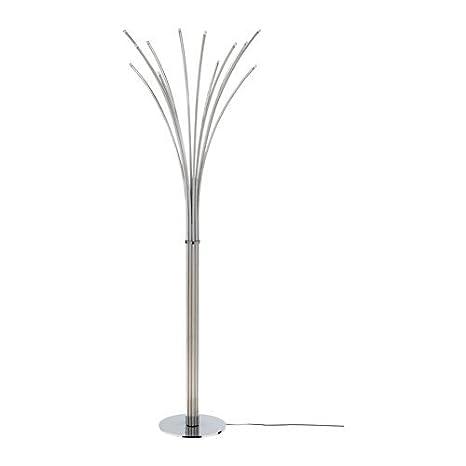 Ikea hovnäs lámpara de pie Altura 126 cm incl LED y ...