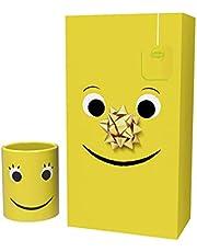 Lipton Thee Yellow Label, Geschenkset - 42 zakjes en Theemok - Cadeauverpakking