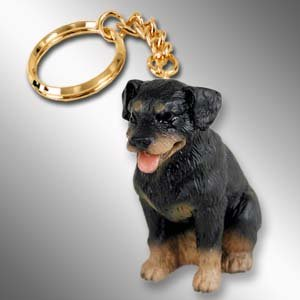 Amazon.com  Rottweiler Key Chain  Home   Kitchen 663221af1
