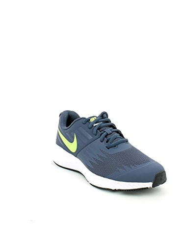 Shoes Running Navy Star Boys' PSV Runner Nike wnYIz48qXw