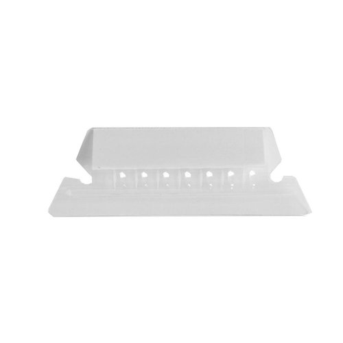 SPRSP42T - Sparco Plastic Clear Tabs Sparco Products