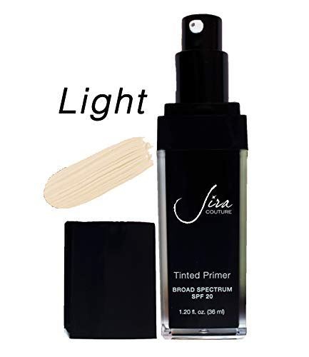 Jira Couture New York Tinted Primer SPF 20 (Light)