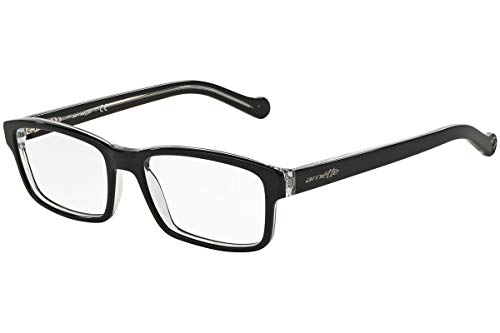 Arnette - RIFF AN7079-1019 Eyeglasses Black ()