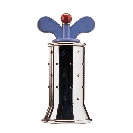 Alessi Michael Graves Pepper Mill - Blue by Alessi
