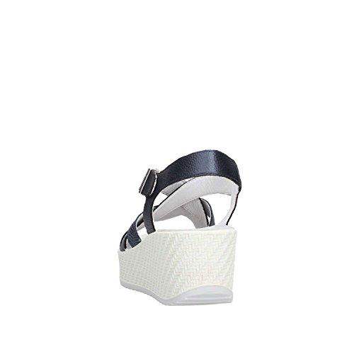 37 Bleu Femme Enval 1284522 soft Sandales XIXa16