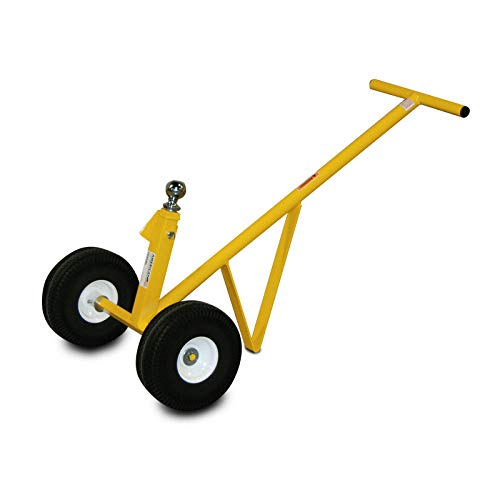 American Cart Heavy Duty Trailer Dolly for Ball or Pintle Hitch, 600-Pound Capacity