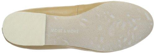 2 sand 840604 Omer Marrone Donna braun Scuro Ballerine UBwZPq