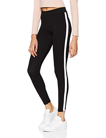 26a31a600ad Women/ Girls/ Ladies Black with Strip Track/ Joggers Pant for Yoga, Gym,  jogging,running & Sports ...