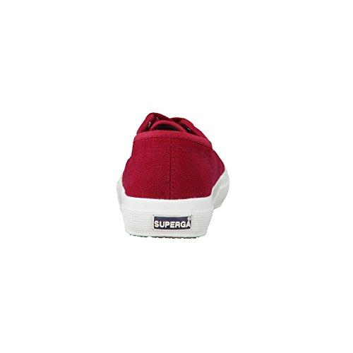 Superga 2750 Cotu Classic, Zapatillas Unisex Rojo