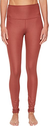 Airbrushed Clothing (Alo Women's High Waist Airbrushed Leggings Earth Glossy X-Small)