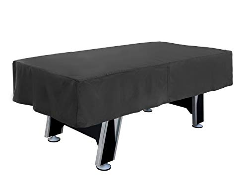 Covermates - 7 Foot Air Hockey Table Cover - 84W x 44D x 15H - Classic Collection - 2 YR Warranty - Year Around Protection - Black