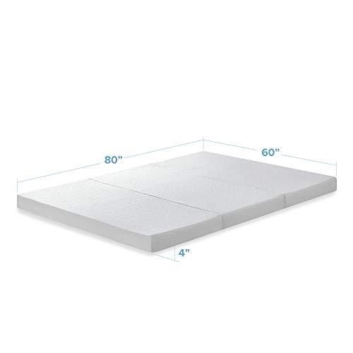 4 Queen Trifold Guest Beds Folding Mattress