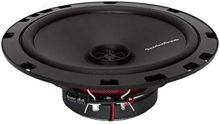 4 New Rockford Fosgate R1675X2 6.75 180W 2 Way Coaxial Car Stereo Speakers