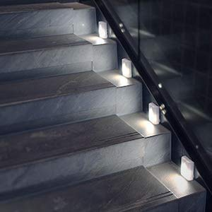 WRalwaysLX Motion Sensor LED Night Light Dual Mode Activated Closet Light,40 Flexible LED Strip with Motion Sensor Closet Light for Bedroom Lamp