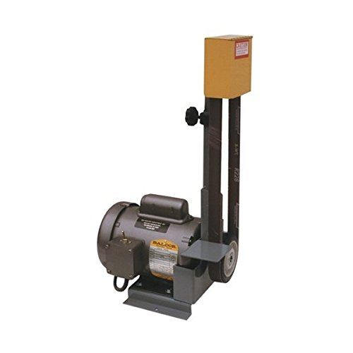 Kalamazoo 1SM 1 Belt Sander, 32 lbs, 1725 RPM, 1 3 HP Motor, 1 x 42 Belt, 4 Contact Wheel