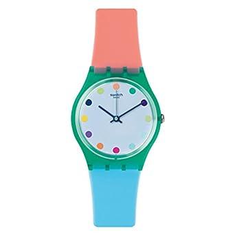 reloj swatch unisex gg