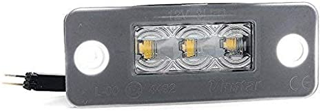 Led Kennzeichenbeleuchtung Canbus Module Mit E Zulassung V 030819 Auto