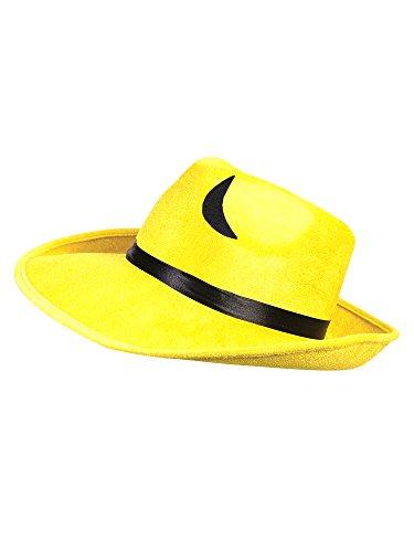 Pop Art Inspired Costume (Pop Art Yellow Hat Costume Accessory)