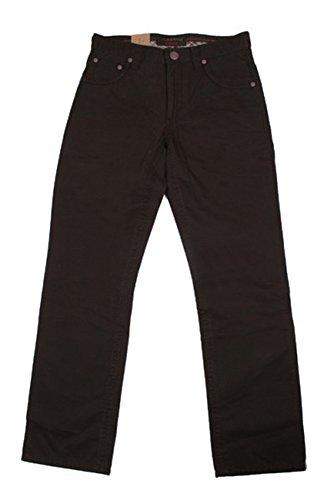 ALBERTO Jeans 32/32 Braun Davis-Super Modern Fit