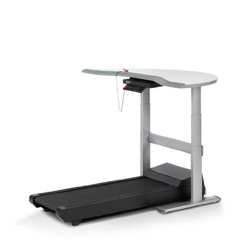 Steelcase Walkstation: Height Adjustable - Treadmill Desk