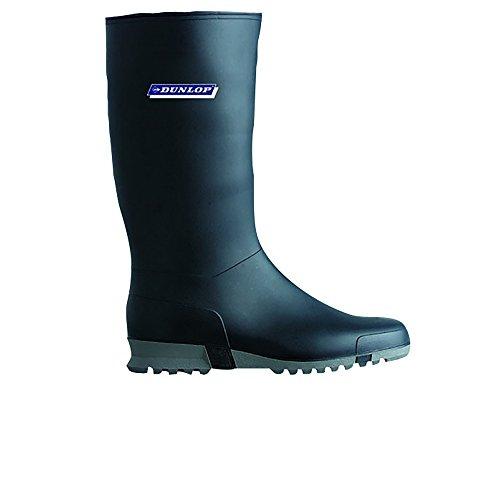 Dunlop - Botas de agua estilo wellington deportivas modelo K254711 para chico / chica Azul