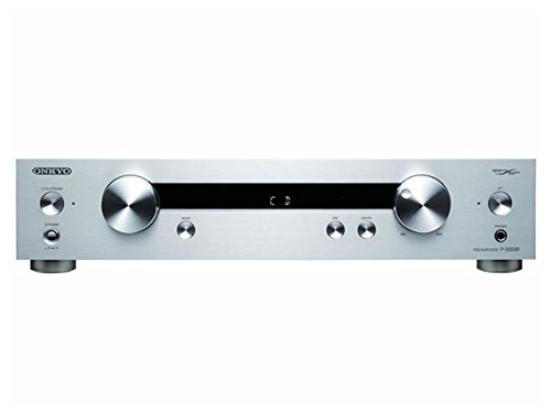 ONKYO Preamplifier P-3000R-S (SILVER)【Japan Domestic genuine products】 by O3