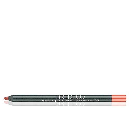 Artdeco Soft Lip Liner Waterproof unisex, Wasserfester Lippenkonturenstift farbe: 18 brown rose, 1er Pack (1 x 1 g)