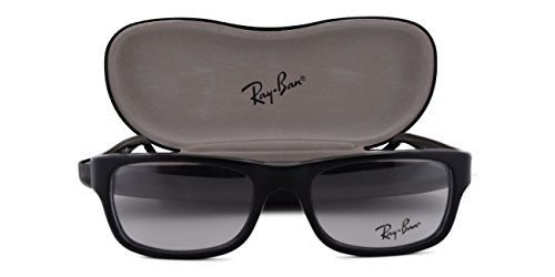 Ray Ban RX5268 Eyeglasses 50-17-135 Matte Black 5119 RX - Ray Los Angeles Ban