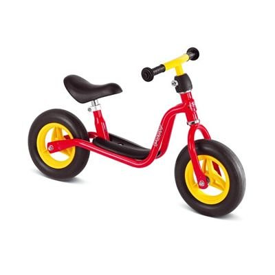 Puky: Kids Balance Bike, For Your Toddler 2 to 3 Years Old, Red. Quality Made in Germany For Bicycle Training & Learning 4053