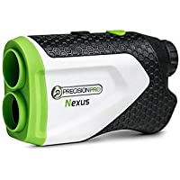 Precision Pro Golf Nexus Telemetro laser dagolf, con una precisione fino a 365,8m–perfetto accessorio da golf