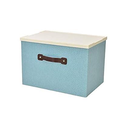 YMJJ Caja de Almacenamiento Bolsa de Almacenamiento Plegable ...