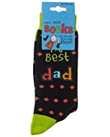 Simply The Best Dad Chaussettes