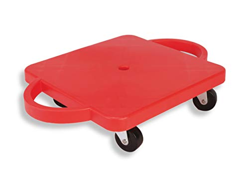 """American Educational Products Scooter with Rounded Handle, 12"""", Red from American Educational Products"""